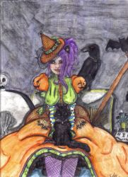 Halloween 2013 by iris1999