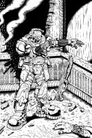 Master Gears inks by The-Standard