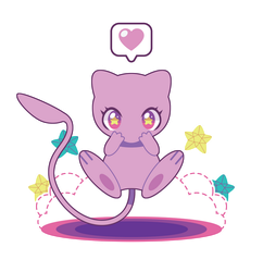 Deep Space Mew ::GIFT:: by Itachi-Roxas