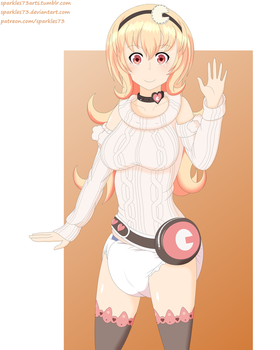 Compa diapered by sparkles73