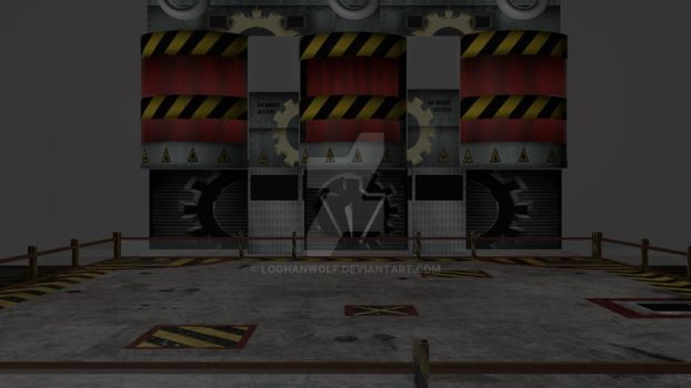 Robot Wars Arena Extreme 2 version by loghanwolf