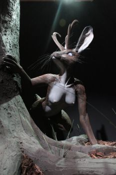 The Jackalope 2 by LauraNeocleous