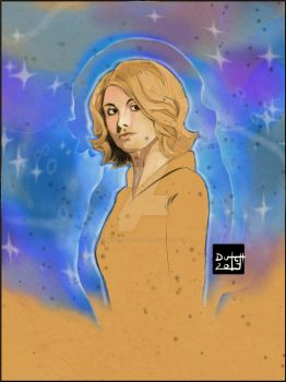 13th Doctor - Jodie Whittaker by Dynamic-Illustration