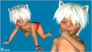 PREVIEW: Baby Inuyasha by bastblack