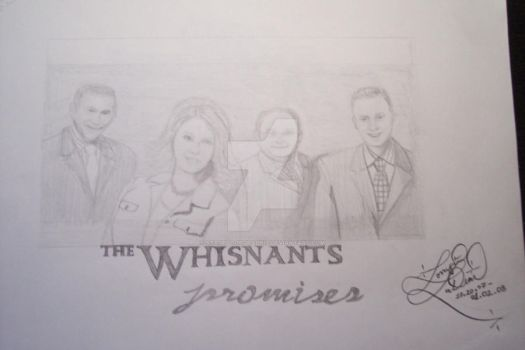 The Whisnants by StageDoorGraphix