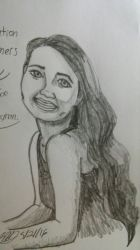 My cousin Hailey class of 2016 by Bella-Who-1