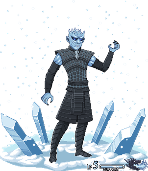 Night King Diorama by ScepterDPinoy