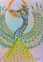 Egyptian Serpent by Viperwings