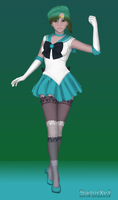 SailorXv3.17 - STOCKINGS w LACE by SailorXv3