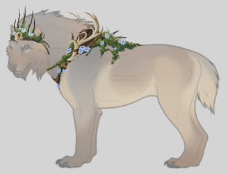 Forest Dweller | Tokota Item Auction | SOLD by manicmaui