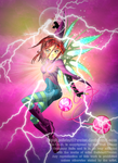 Will's Electrifying Energy by Galistar07water