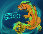 Imagine Dragons by Pepper-Head