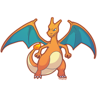 Charizard by Alolan-Vulpixy
