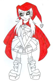Little Red Riding Hood by Bubblecat