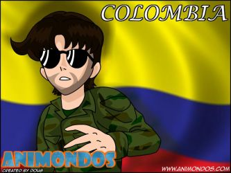Colombia de Animondos by Dougieus