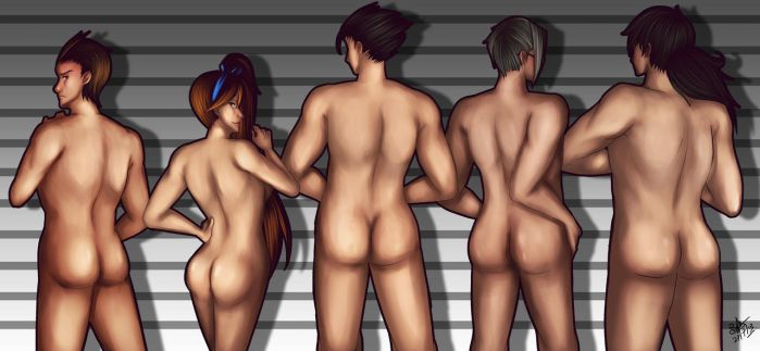 Butts by Beverii