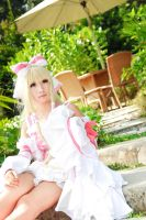 Chobits - White Chii by Xeno-Photography