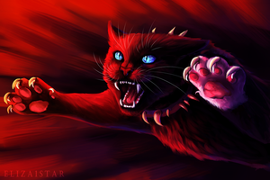 One, Two, Scourge is coming for you... by eliza1star
