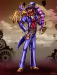 ART TRADE-Steampunk Dreamfinder and Figment