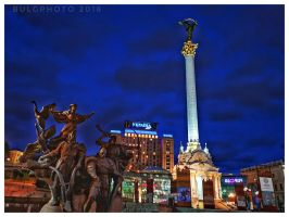 Maidan 2018 by bulgphoto