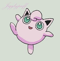 Jigglypuff by Roky320