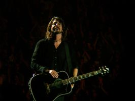 Foo Fighters Montreal by tomegatherion