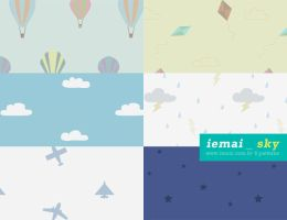 Patterns: Sky by iemai