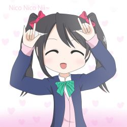 Nico Nico Nii-Lucky Star style by foxxy00candy