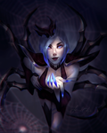 Blood Moon Elise by revois