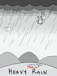 TF2 HR - Heavy Rain by SuperKusoKao