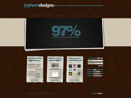 portfolio redesign coming soon by Jayhem
