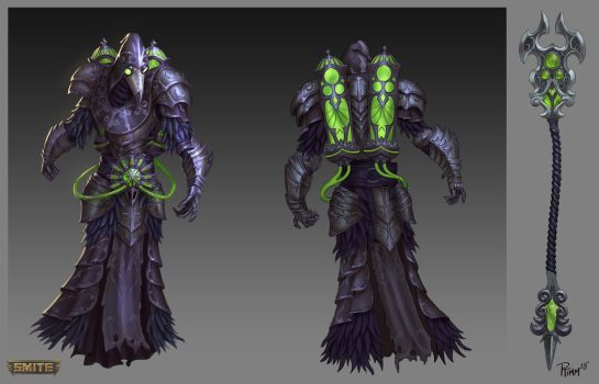 Plague Lord Hades Smite Skin by PTimm