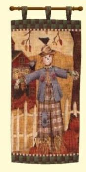 Sims 2 Download: Thanksgiving Scarecrow Painting by enchantress41580