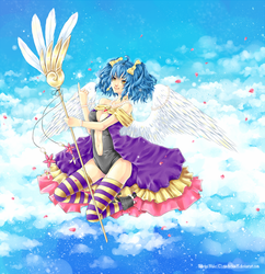 .+::Beauty of the Skies::+. by melonjam