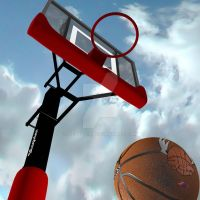 3D Basketball Side by SEspider