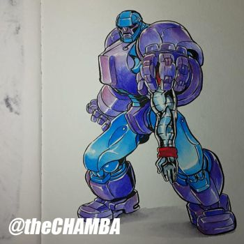 SENTINEL + Video link by theCHAMBA