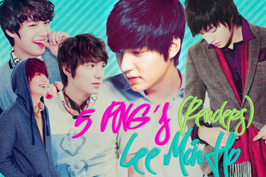 Lee Min Ho PNG!! by LovingU-Sistar