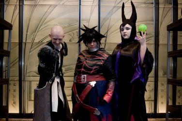 Antagonists by saraaamarie