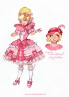 Charlotte and lolita fashion by Moon-In-Milk