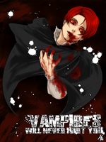 Vampires Will Never Hurt You by nezumi-zumi