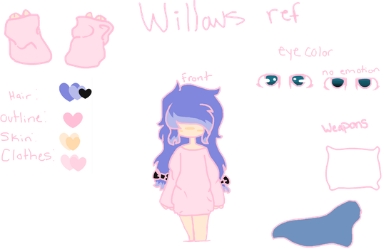 Willow Linare[Ref] by DreamyTeamy