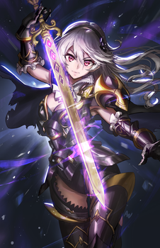 Nohr Noble Corrin by AthenaWyrm