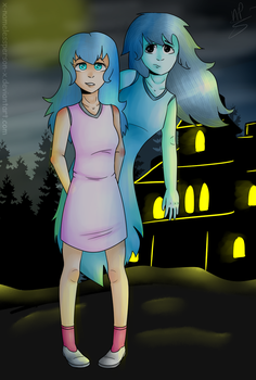 Spooky (Spooky's House Of Jumpscares) by X-NamelessPerson-X