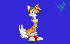 Tails Prower by JudoGirls