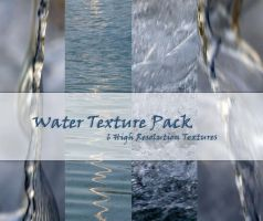 Water Texture Pack by powerpuffjazz
