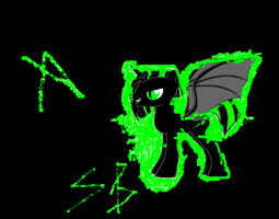 Swager Brony Magic of spray paint by brony4all