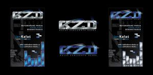 KZD-Business card-2 by R1Design