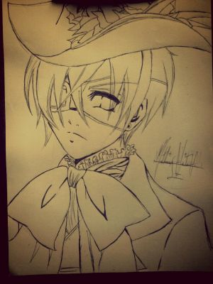 Ciel Phantomhive by MathausHatashi