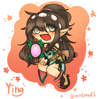 SD ying! by winterout1