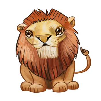 Lion by masig2002d
